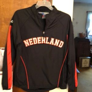MAJESTIC Netherlands windbreaker